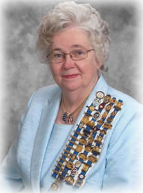 Nancy Carr, Organizing Secretary