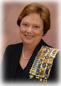 Pam McConnell, Corresponding Secretary