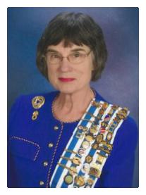 Charlotte Miller, Parliamentarian