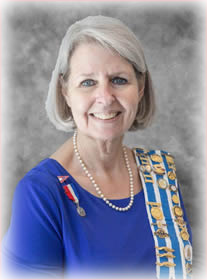 Linda Mines, Historian