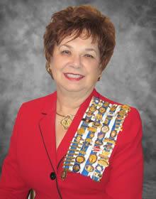 Charlotte Reynolds, State Regent