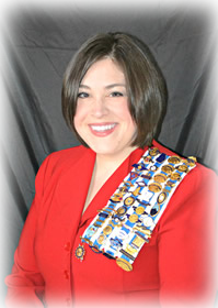 Cecile Wimberley, First Vice Regent