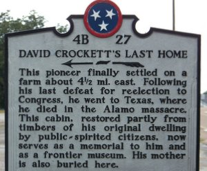 Tennessee Historical Marker