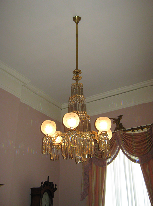 Tennessee Room Chandelier